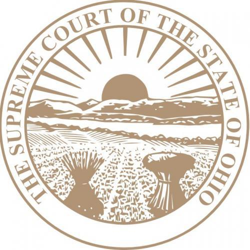 seal of Ohio supreme court